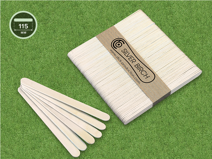 Wooden Vending Machine Stirrers